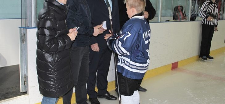 Петрозаводское хоккейное «Динамо»  получит новую тренировочную базу.