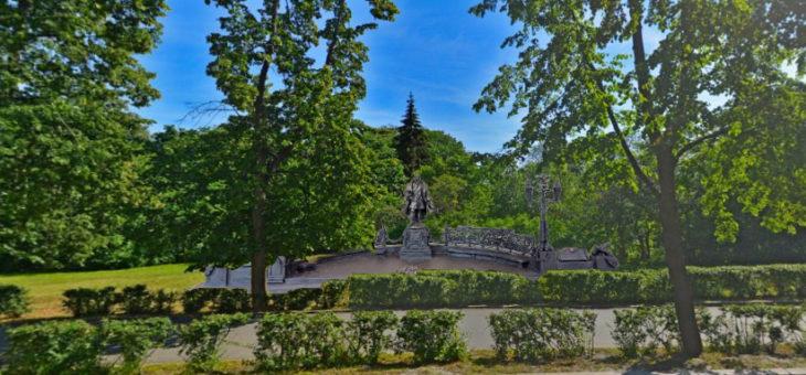 Скульптуру родоначальнику литейной отрасли Чарльзу Гаскойну установят летом 2021 года.